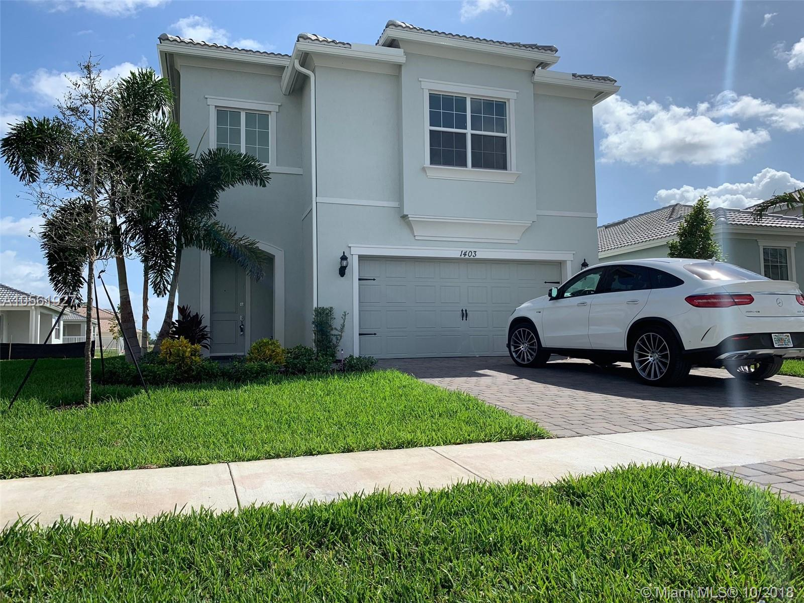 1403  Myrtle Oak Ter  For Sale A10561927, FL