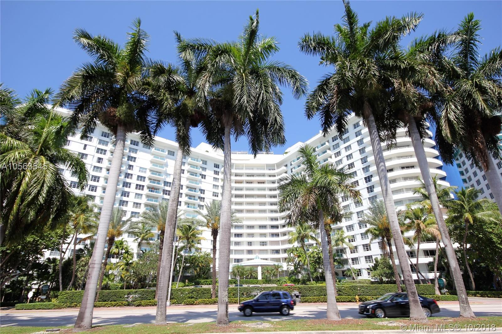 5151  Collins Ave #930 For Sale A10563545, FL