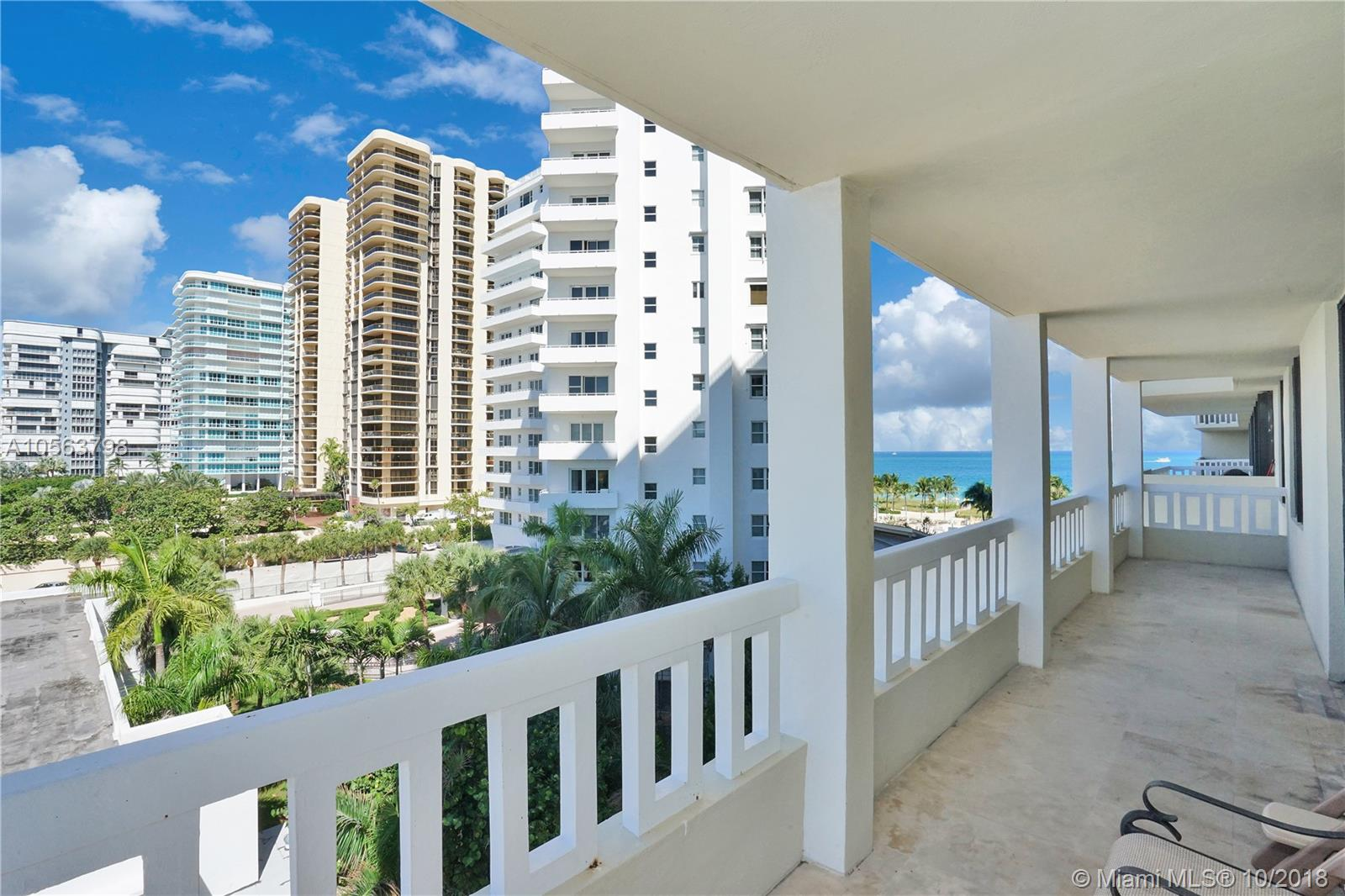 9801  Collins Ave #7L For Sale A10563798, FL
