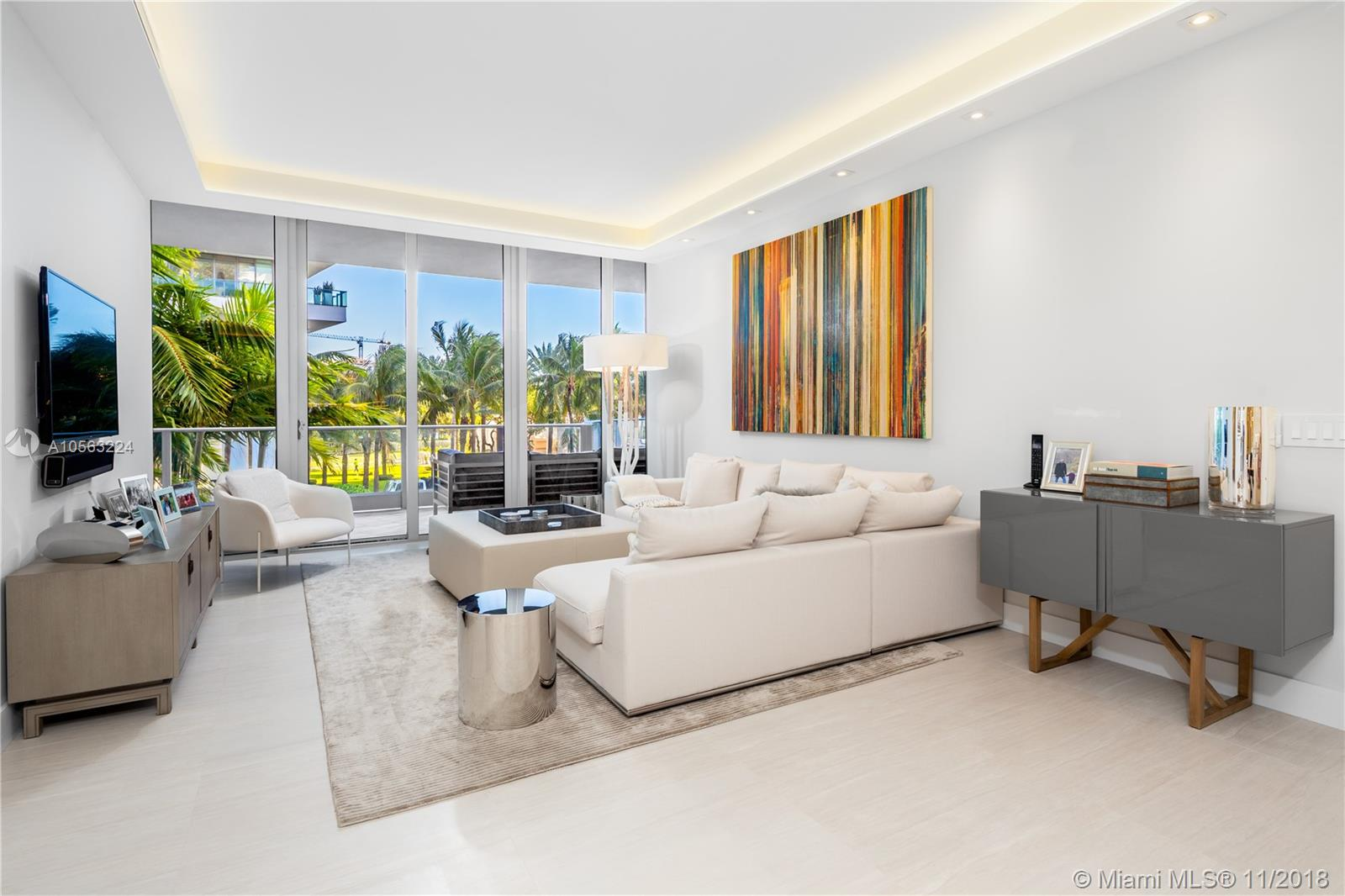 801 S Pointe Dr #202 For Sale A10563224, FL