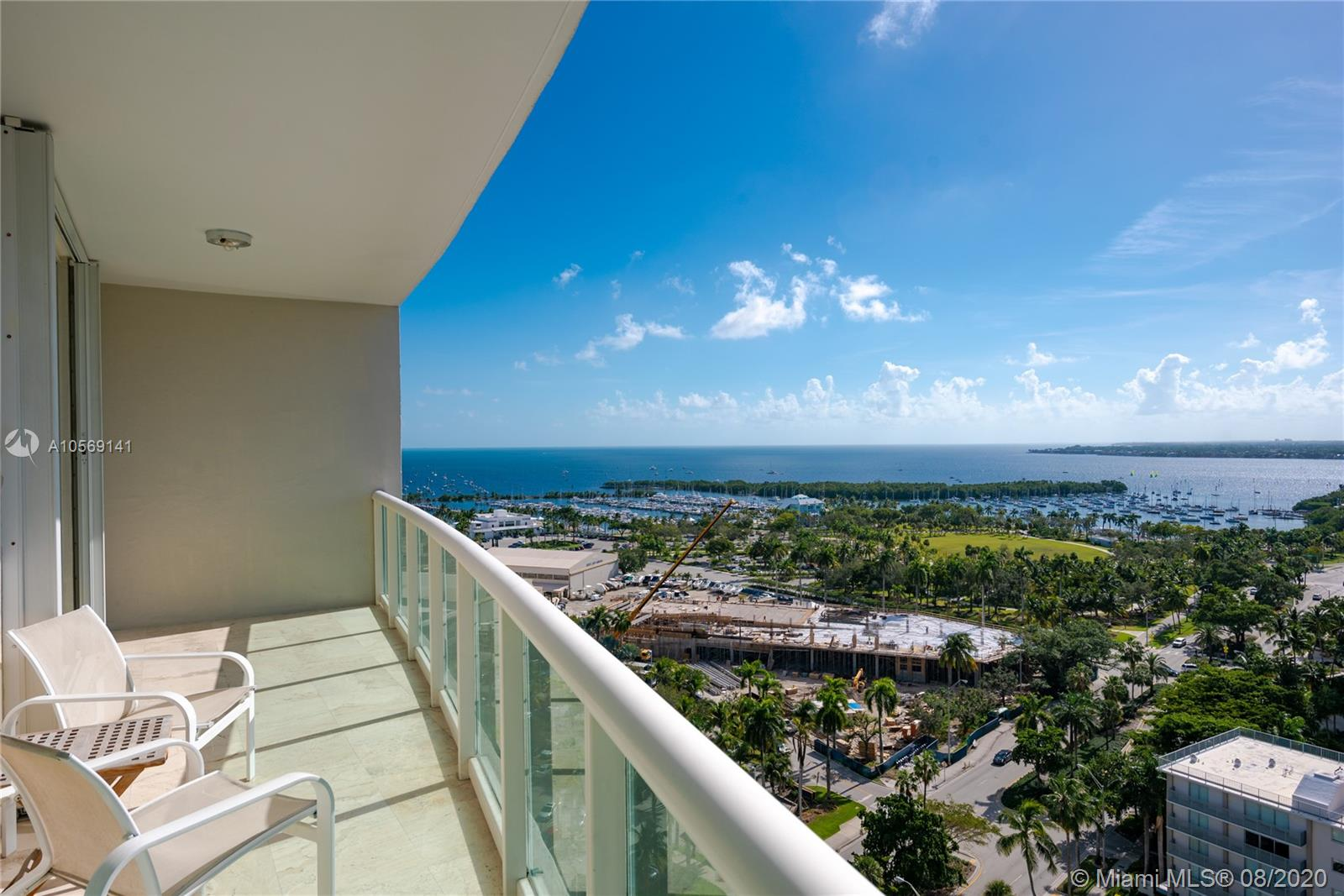 2645 S Bayshore Dr #1702 For Sale A10569141, FL
