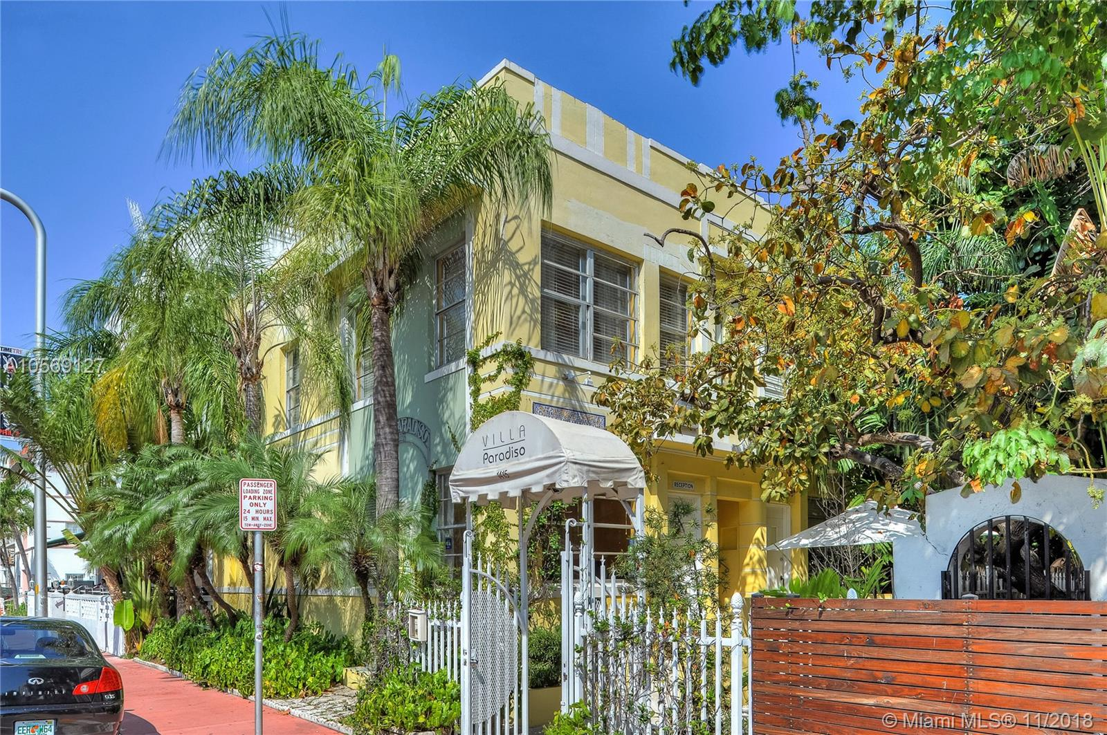 1415  Collins Ave  For Sale A10569127, FL
