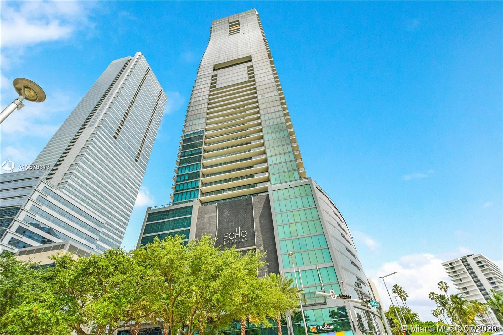 1451  Brickell Avenue #1601 For Sale A10570318, FL