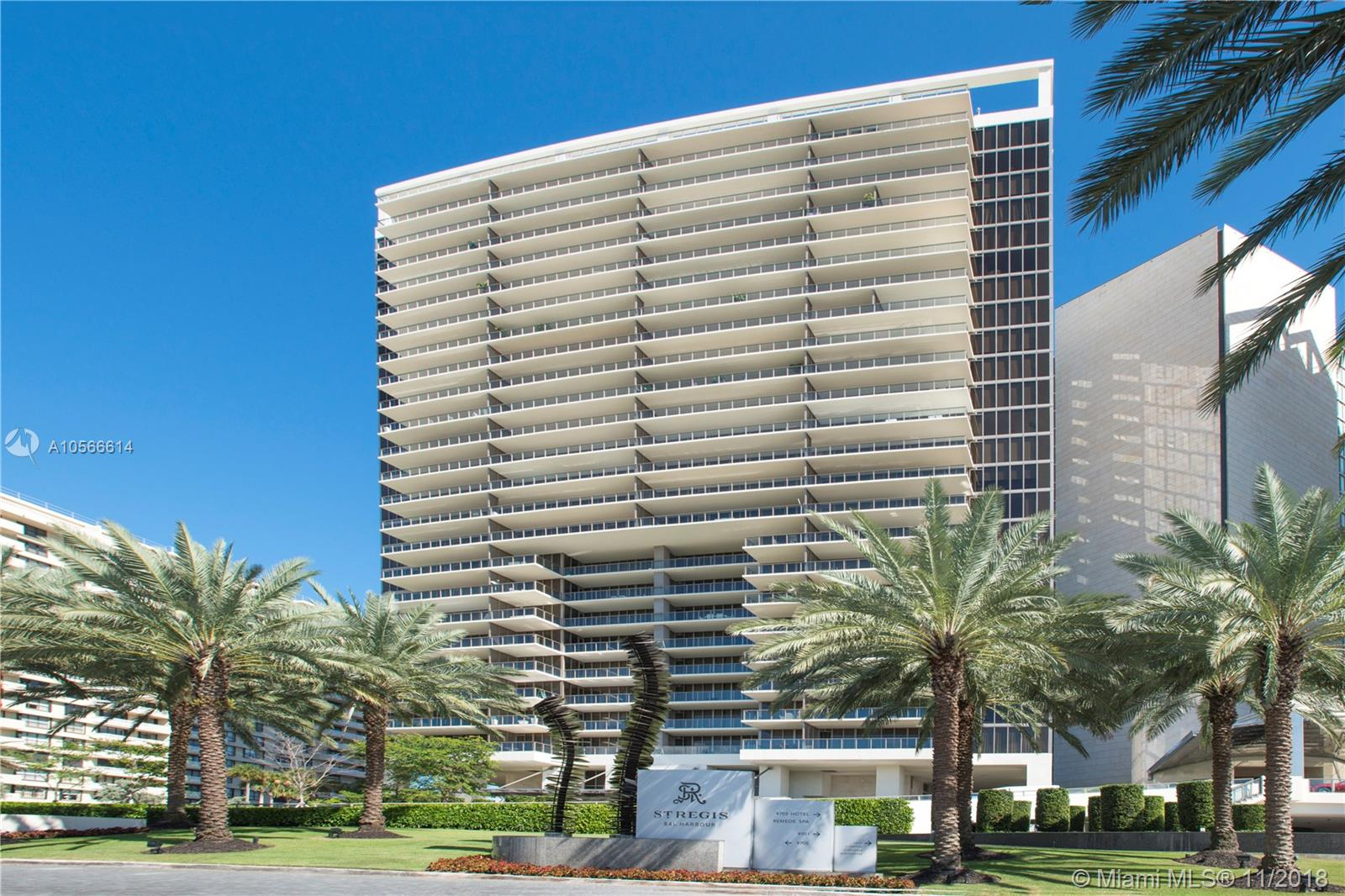 9705  Collins Ave #2203N For Sale A10566614, FL