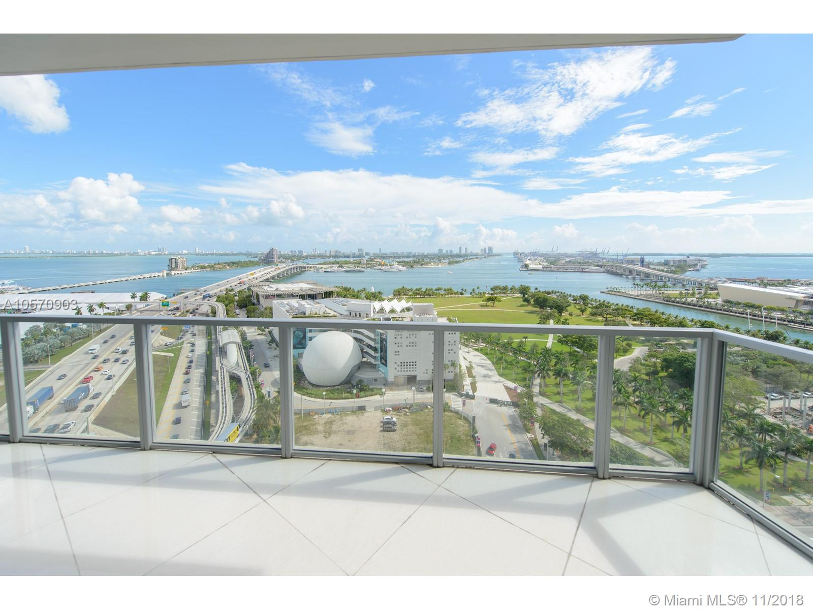 1100  Biscayne Blvd #2002 For Sale A10570903, FL