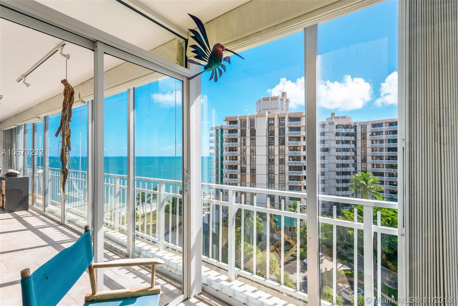 600  GRAPETREE DRIVE #10DS For Sale A10570232, FL