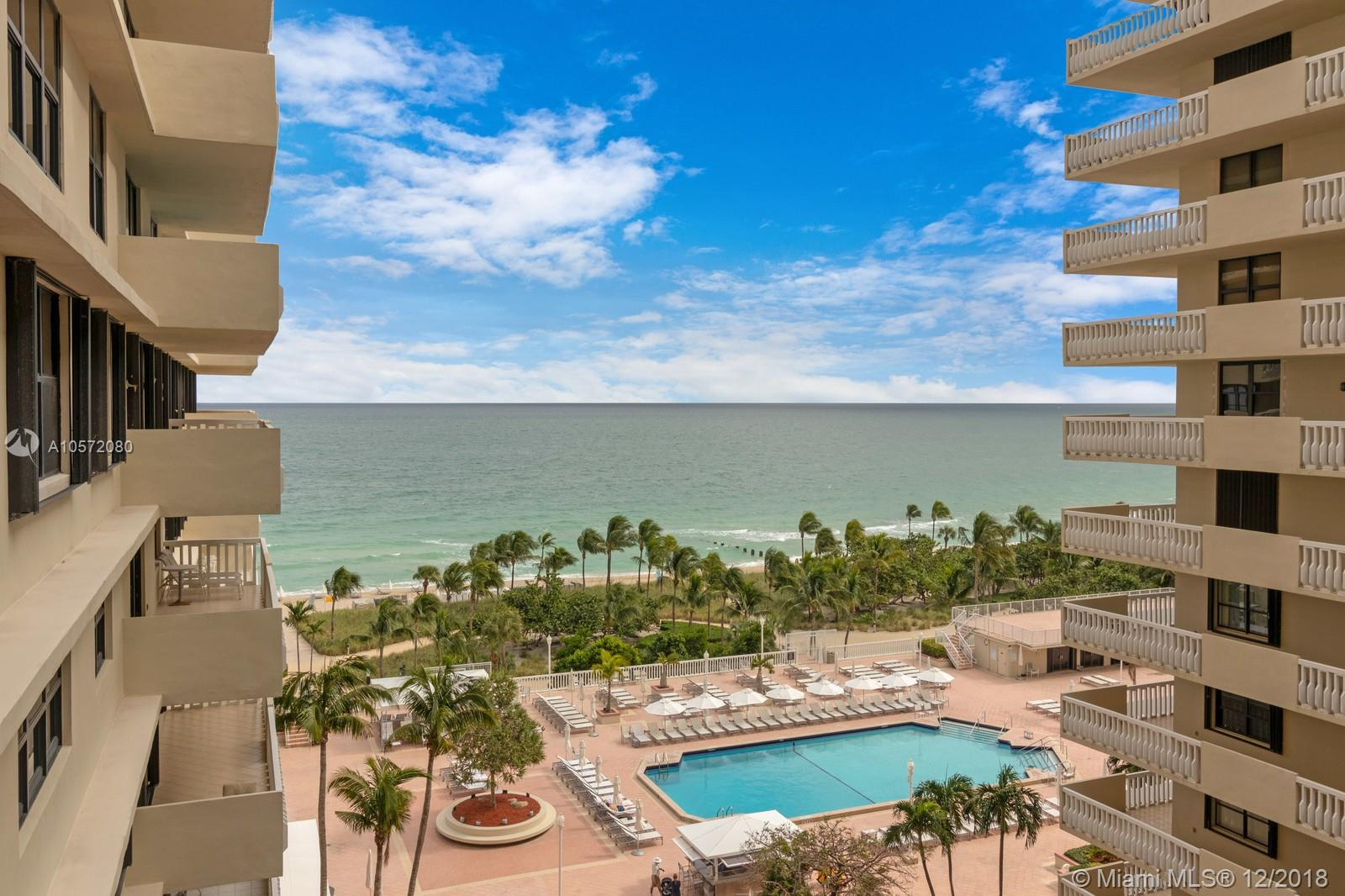 9801  Collins Ave #10F For Sale A10572080, FL