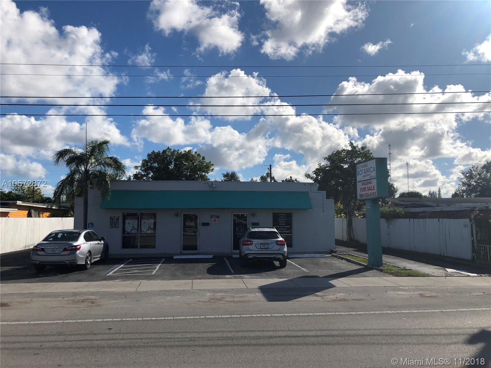 5716  Hallandale Beach Blvd  For Sale A10572872, FL