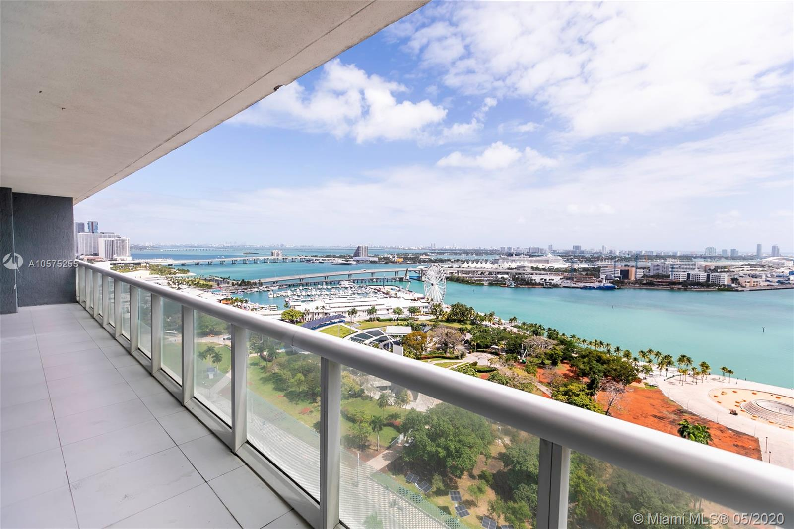 50  Biscayne Blvd #2610 For Sale A10575255, FL