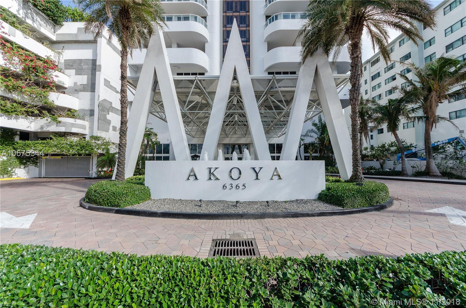 6365  Collins Ave #CAB2 For Sale A10575344, FL