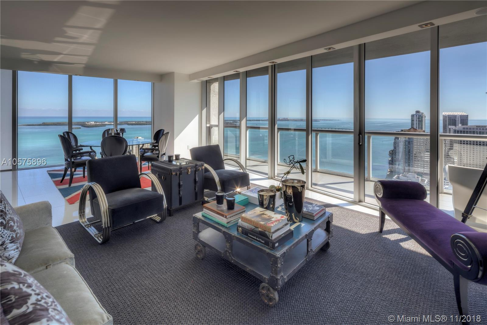 495  Brickell Ave #4601/2 For Sale A10575896, FL