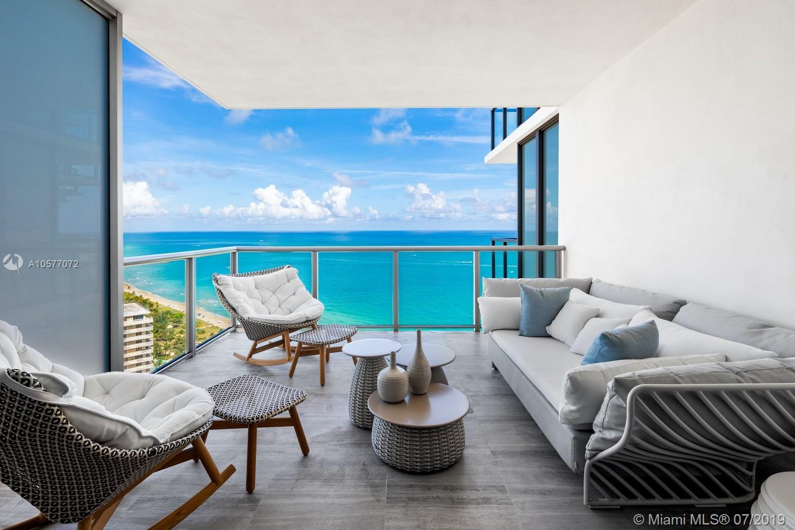9703  Collins Ave #2607 For Sale A10577072, FL