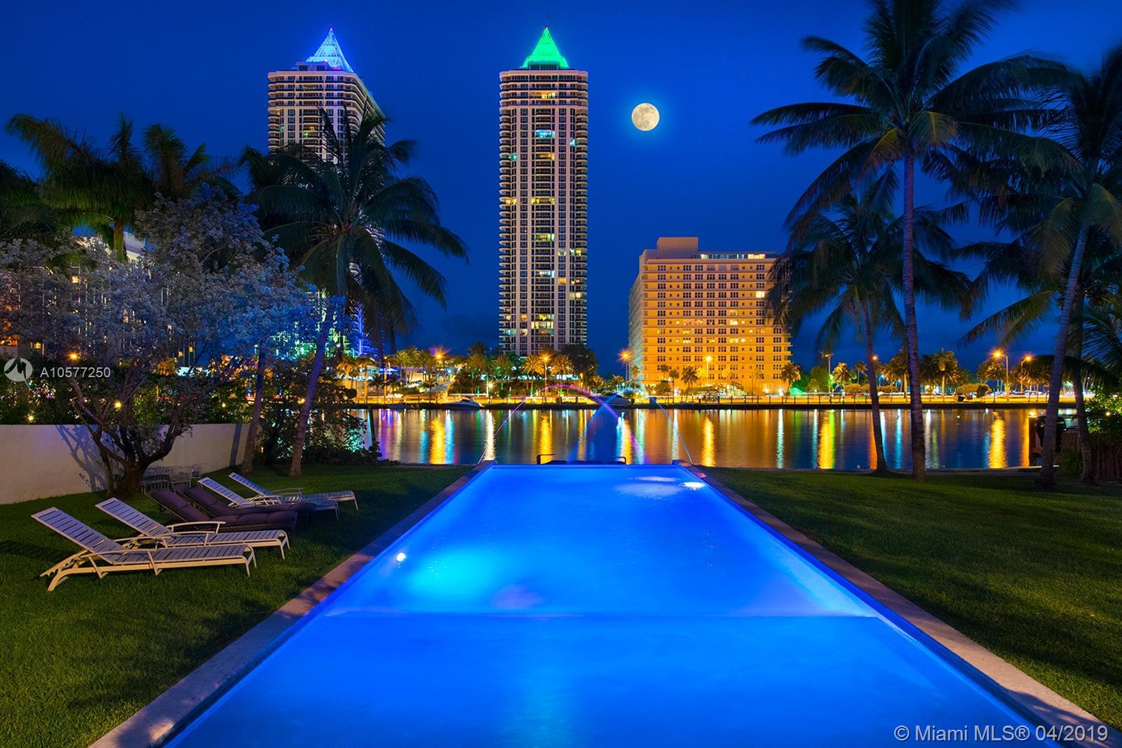 4745 Pine Tree Dr, Miami Beach, FL 33140
