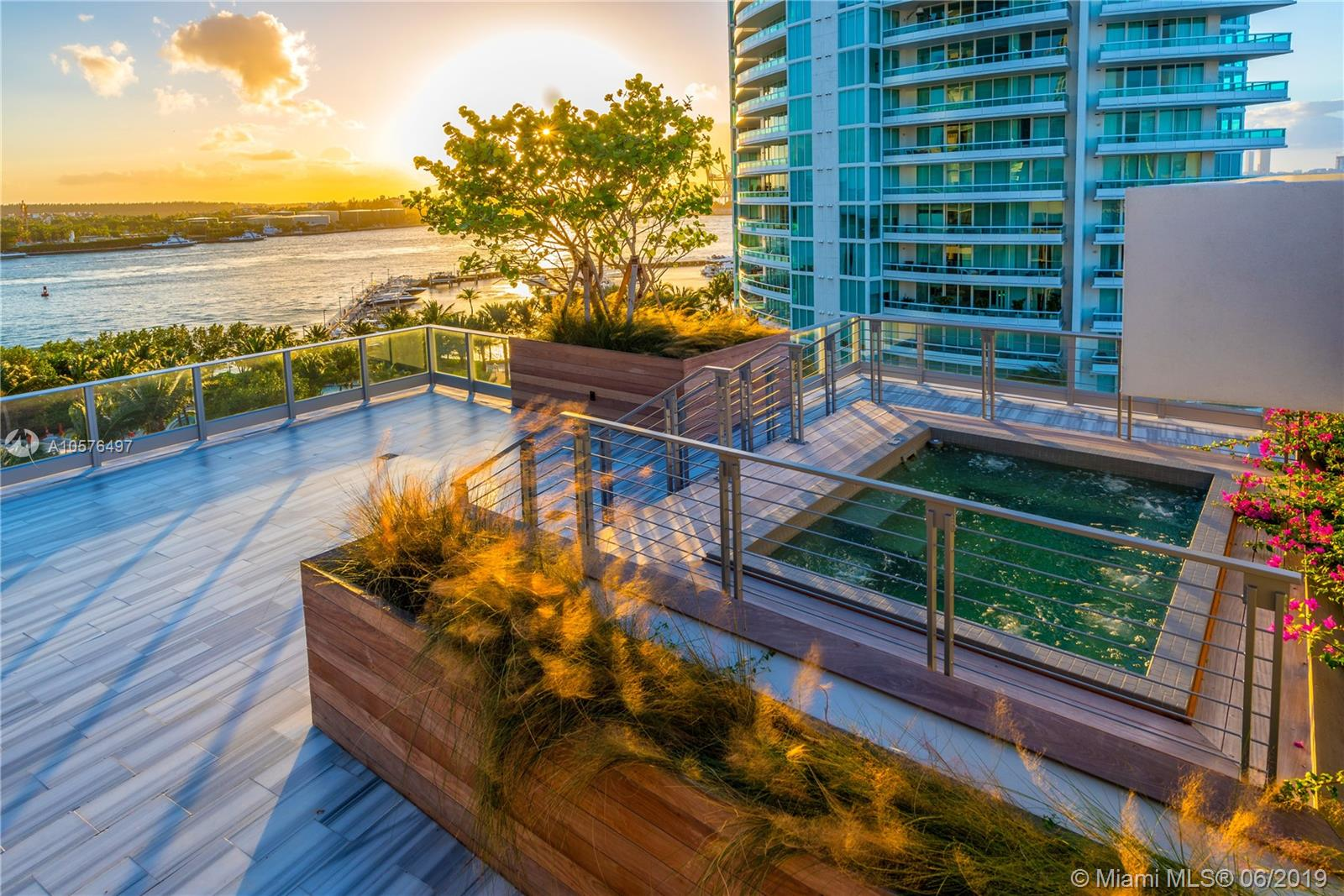 801 S Pointe Dr #PH1 For Sale A10576497, FL