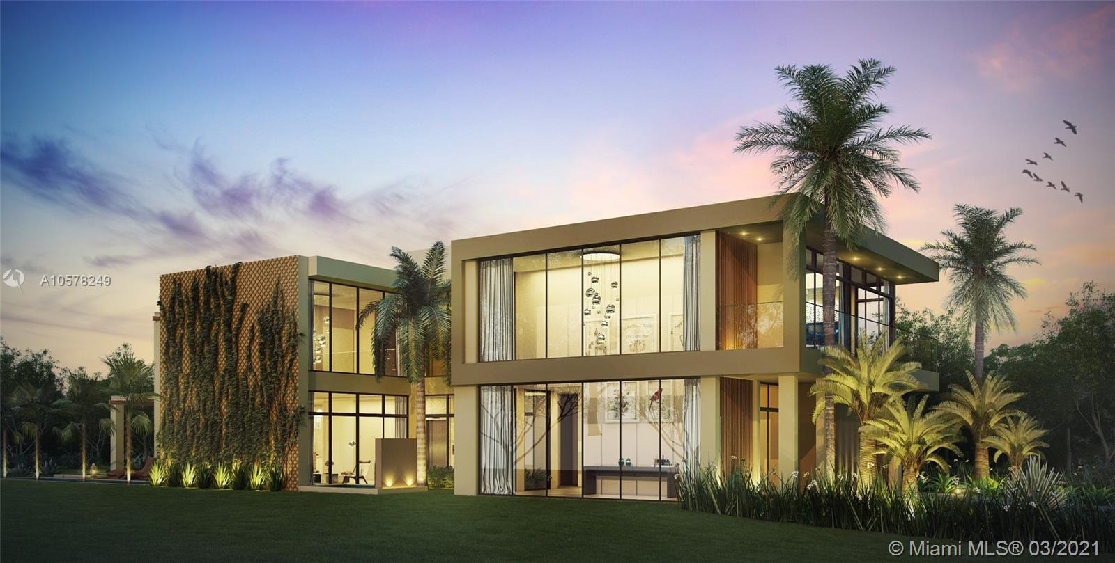 """BRAND NEW CONSTRUCTION Built to Suit *BRING ALL OFFERS, """"BEST HOUSE AVAILABLE in front of Simpson Park"""" Great opportunity for an End-user/Owner occupant looking to Customize their own Castle/Home. Ultra-chic, hottest & most desirable place in Miami's financial district… walking distance to BRICKELL CITY CENTRE, HIGH-END LUXURY brands & shopping, amazing restaurants, Movie Theater, Bistros, preservation-parks,  supermarkets, only 2 blocks from the Bay, w/ easy access to highways & main roads.  Includes High End Customizable Architectural Construction Plans to build a MODERN DESIGN customized 2 story 5,500+ SqFt, Pool home w/ 6 bed/6.5 bath (6 Suites +Guest-Powder-room), Summer kitchen, Elevator, Interior Garden, Garage, etc.*OWNER FINANCING & WILL CONSIDER TAKING OTHER PROPERTY AS PAYMENT*"""