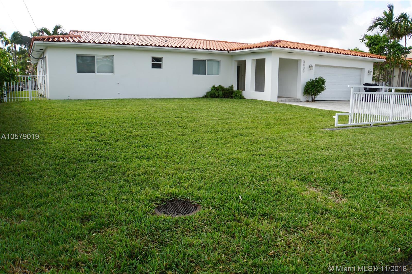 3406 NE 168th St  For Sale A10579019, FL