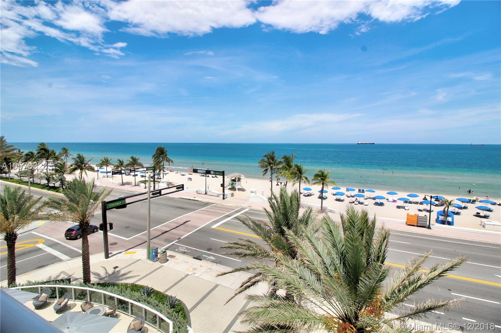 551 N Fort Lauderdale Beach Blvd #R501 For Sale A10578328, FL