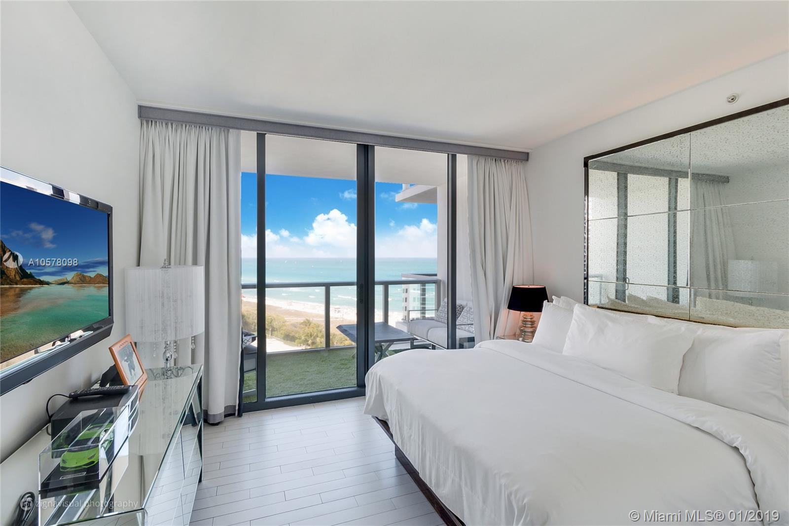 2201  Collins Ave #1019 For Sale A10578098, FL