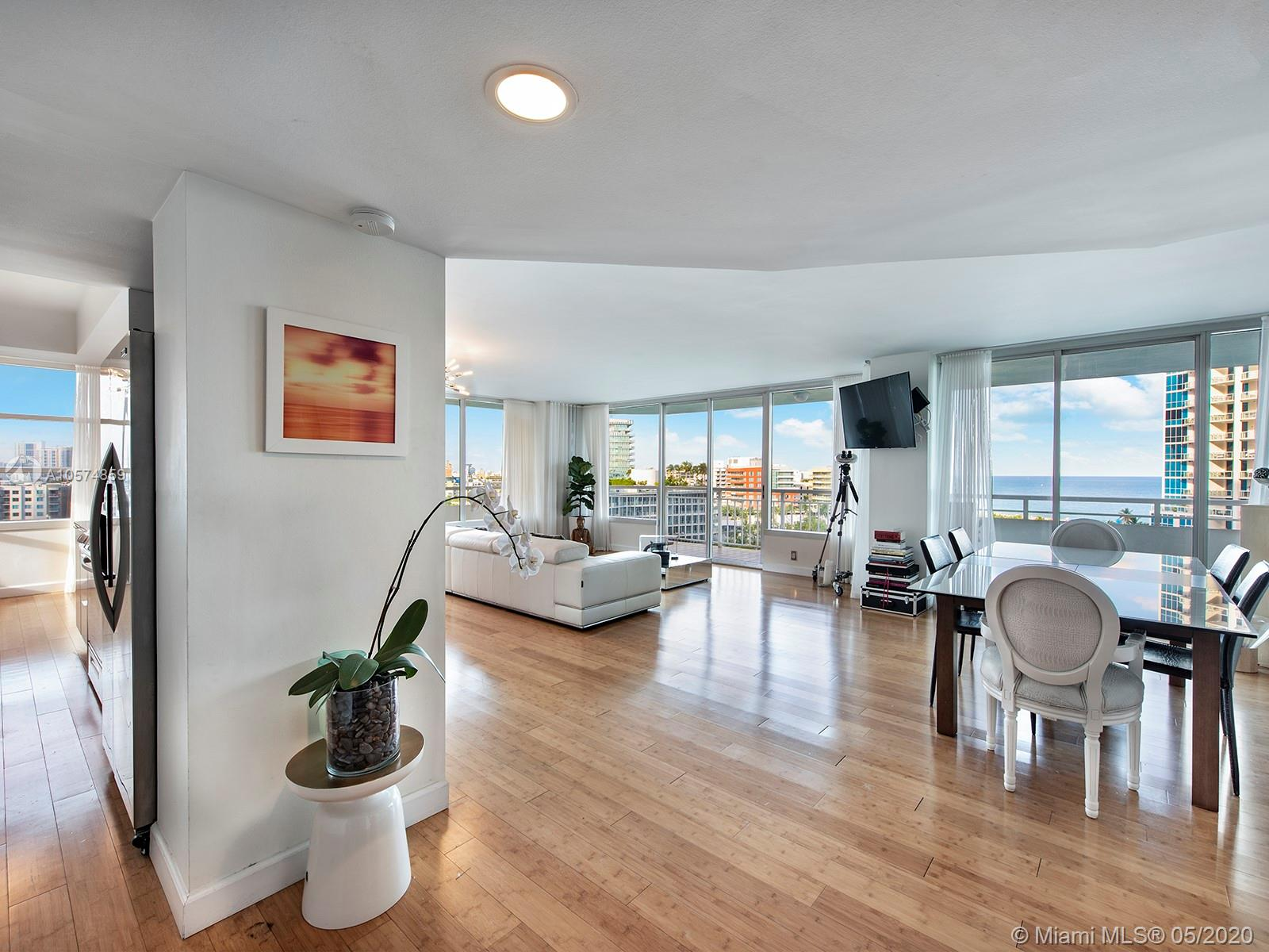 400 S Pointe Dr #1010 For Sale A10574859, FL