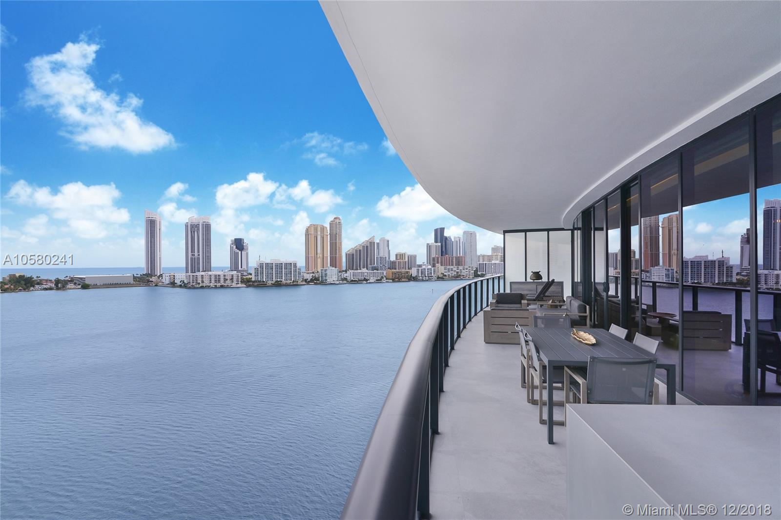 BEAUTIFUL FURNISHED AND DECORATED UNIT AT PRESTIGIOUS PRIVE IN AVENTURA. 2 BED, 3.5 BATH, MAIDS QUARTER, OFFICE, OVER SIZED BALCONIES WITH BBQ SUMMER KITCHEN AND PANORAMIC OCEAN AND INTRACOASTAL VIEWS, WOOD AND MARBLE FLOORING, CUSTOM EUROPEAN KITCHEN WITH MIELE APPLIANCES, PRIVATE FOYER ELEVATOR, DECORATOR FINISHED AND FURNISHED, NICEST UNIT IN THE BUILDING. PRIVE HAS A PRIVATE MARINA WITH AVAILABLE DOCKS, RESTAURANTE, WINE/CIGAR ROOM, SOCIAL ROOM, TENNIS COURT, POOL, SPA & GYM, GUEST SUITES, 24 HOUR SECURITY, VALET AND MUCH MORE. OWNER HAS ALSO FOR SALE A FINISHED & FURNISHED GUEST SUITE. OWNER FINANCING IS AVAILABLE. THIS UNIT IS ALSO AVAILABLE FOR YEARLY RENTAL.