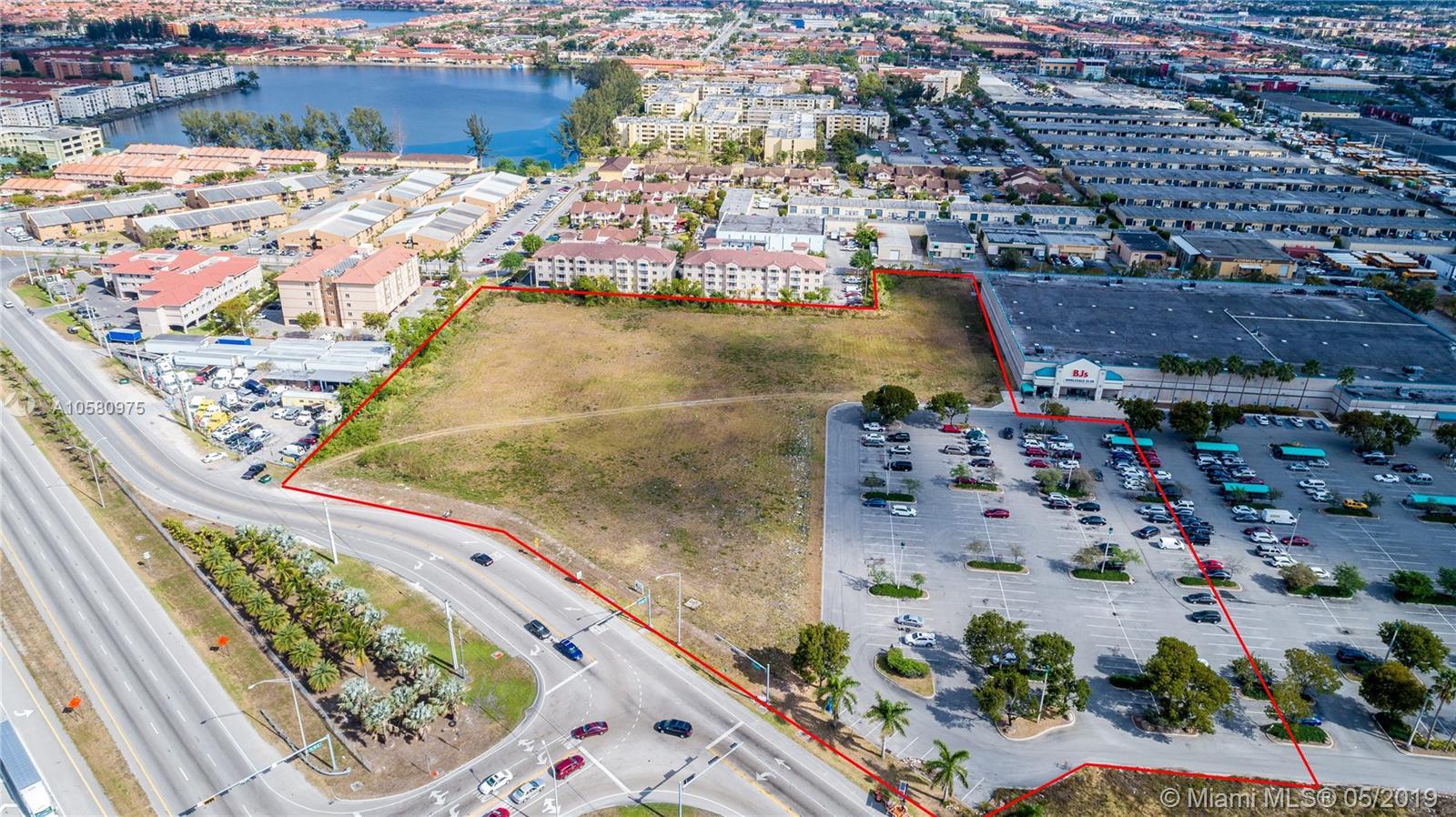 Palmetto & Okeechobee, Hialeah Gardens, FL 33016