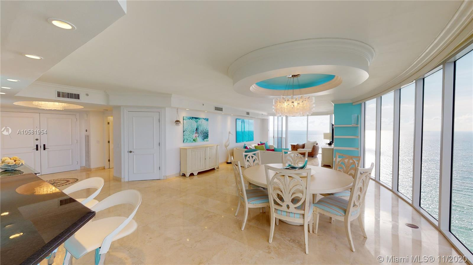 17555  Collins Ave #2601 For Sale A10581954, FL