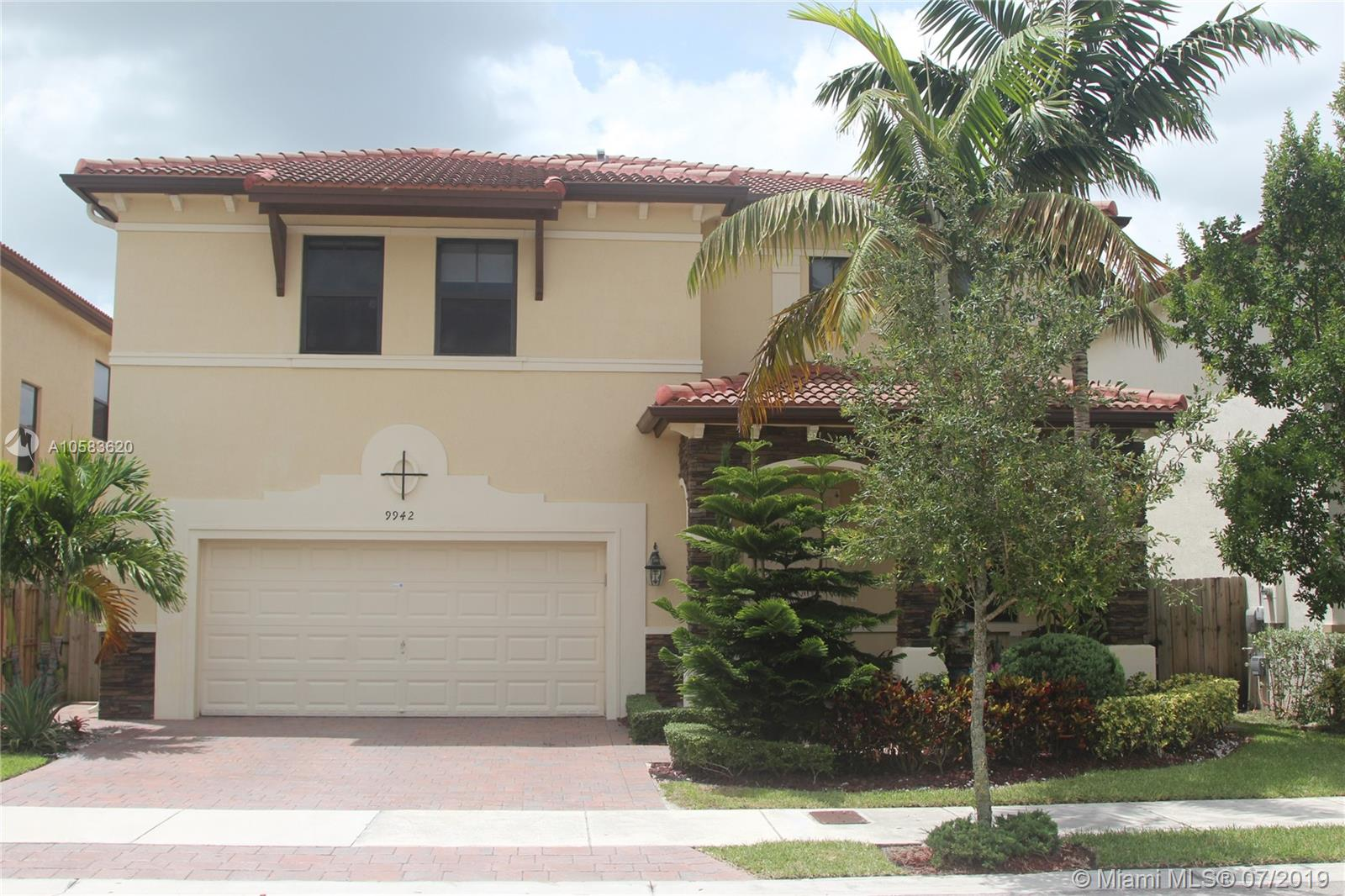 9942 NW 87th Ter  For Sale A10583620, FL