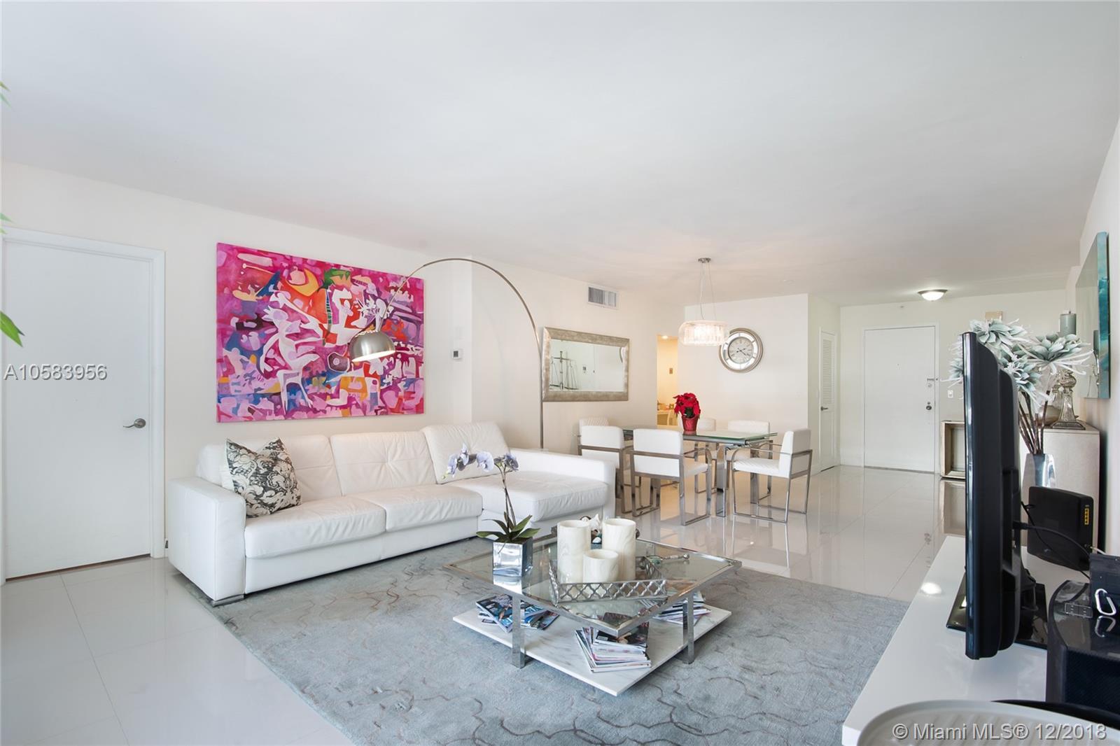 9801  Collins Ave #20V Ocean views For Sale A10583956, FL