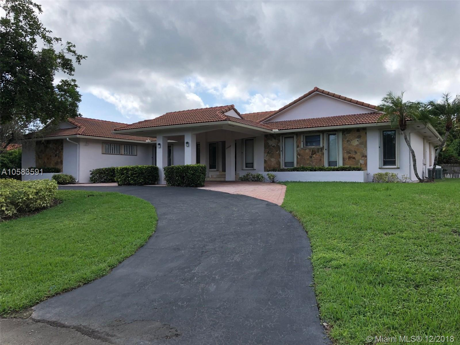 13400 SW 57th Ave  For Sale A10583591, FL