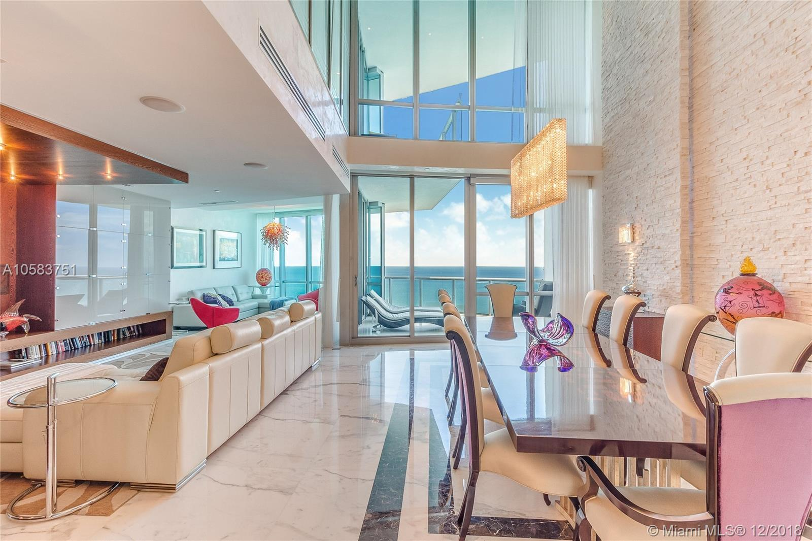 17121  Collins Ave #PH4405 For Sale A10583751, FL