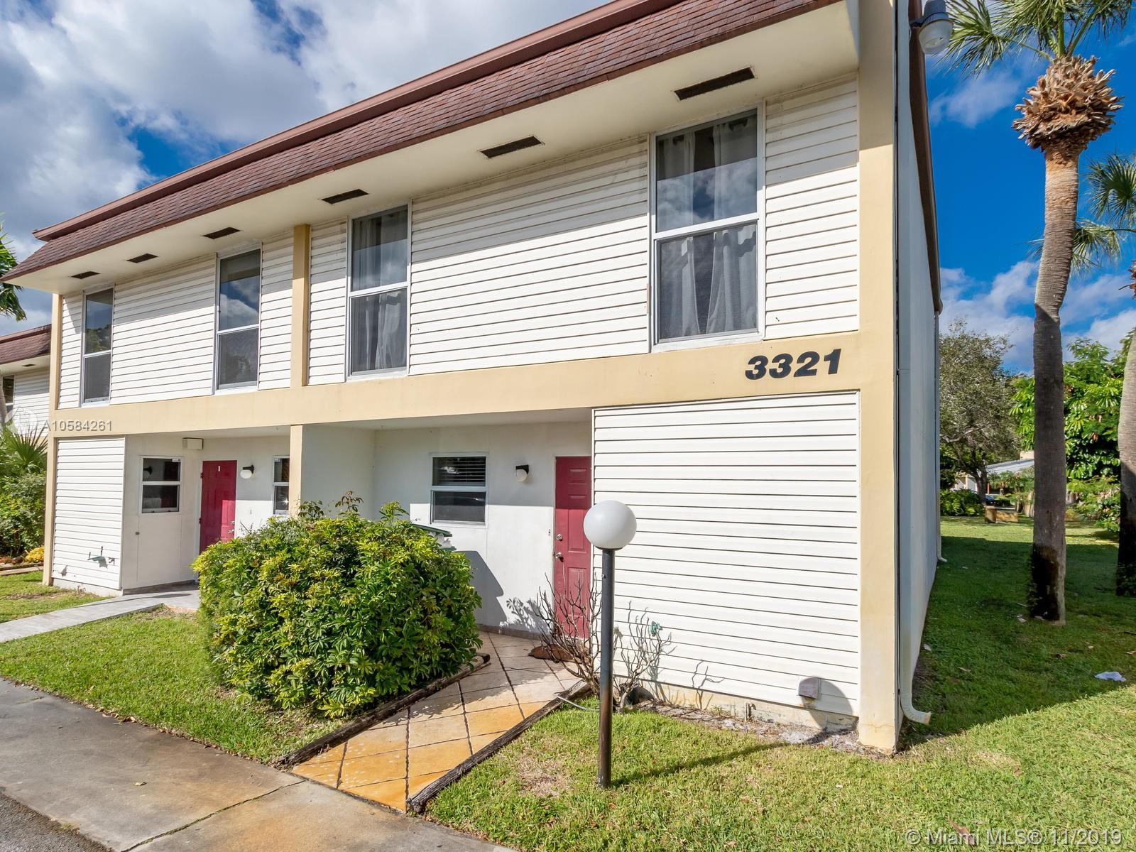 3321 S Raleigh St #3I For Sale A10584261, FL