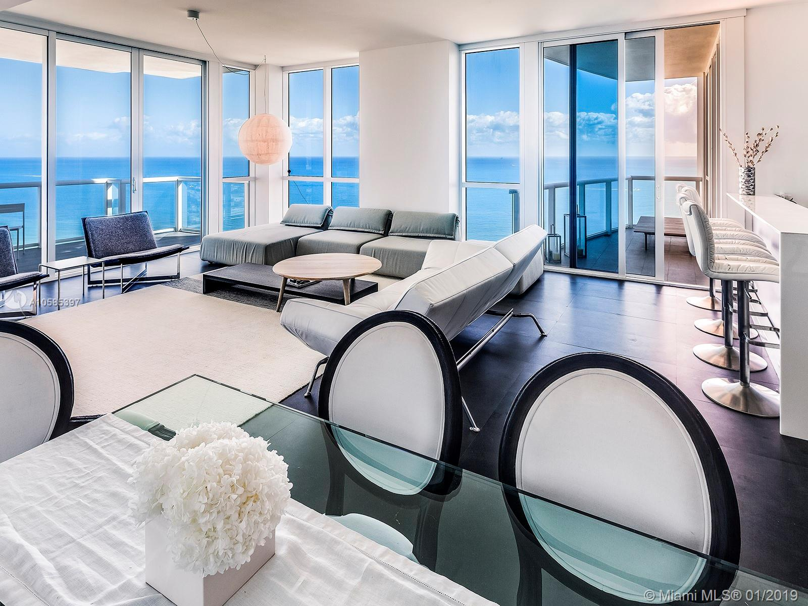 50 S Pointe Dr #3401 For Sale A10585397, FL