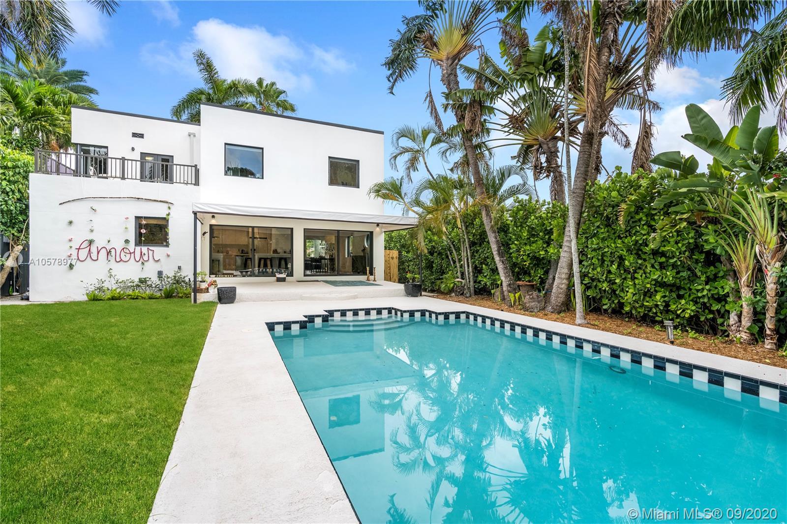 1109 NE 89th St  For Sale A10578977, FL