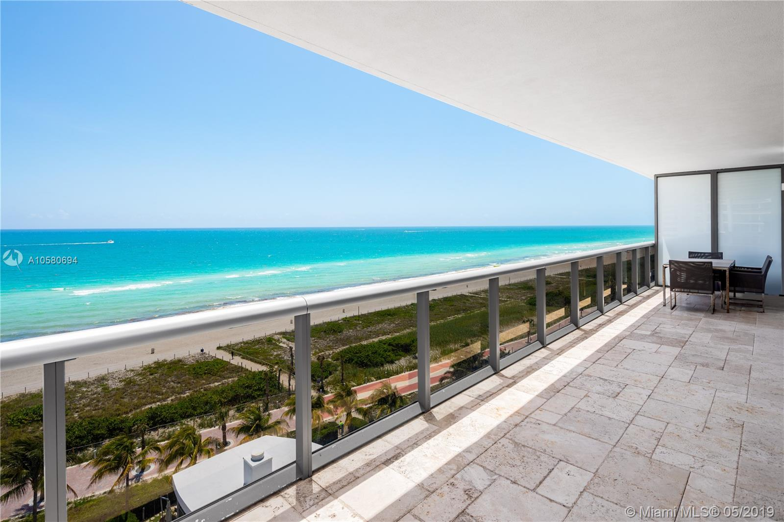 5875  Collins Ave #1101 For Sale A10580694, FL