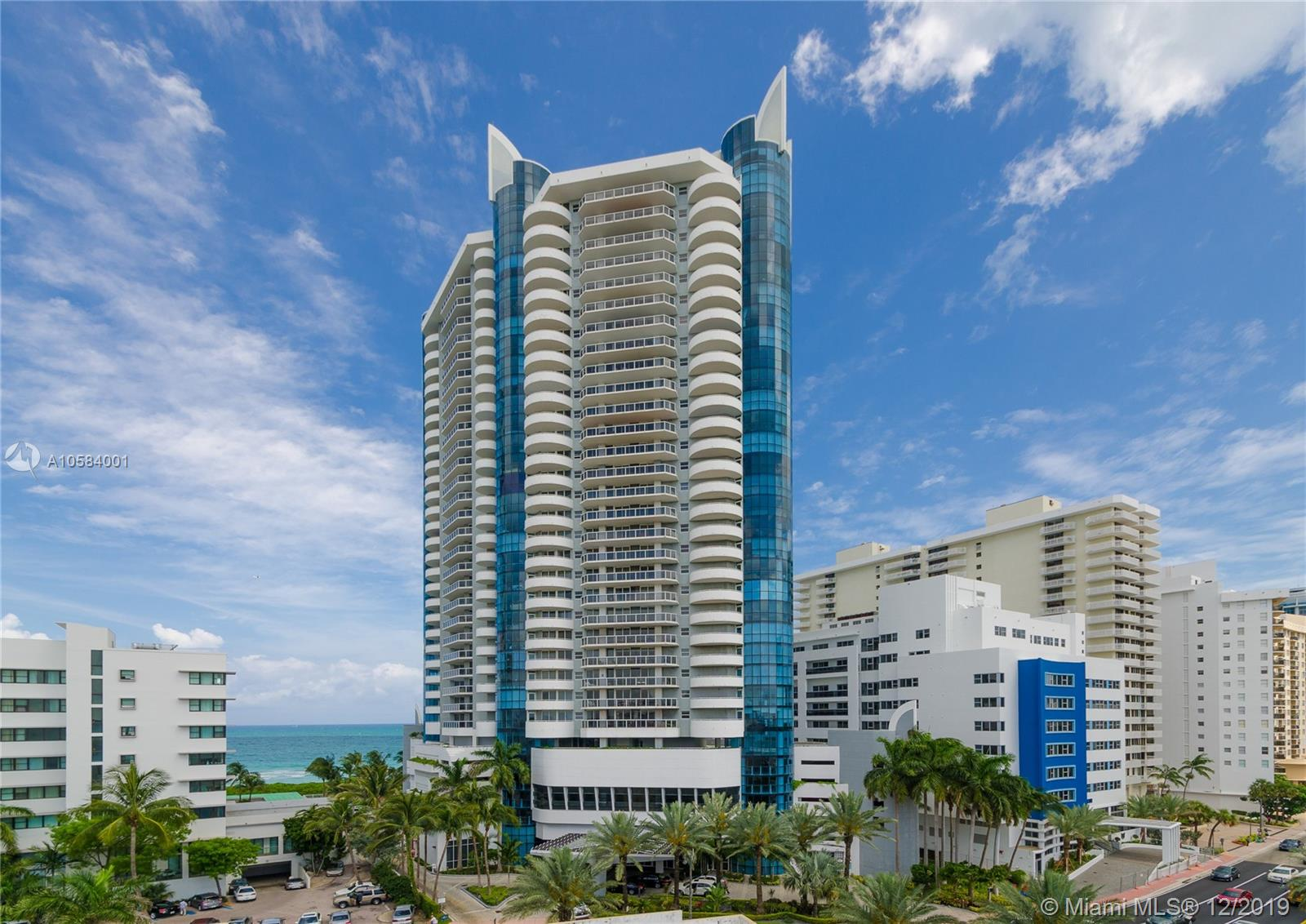 6301  Collins Ave #1704 For Sale A10584001, FL