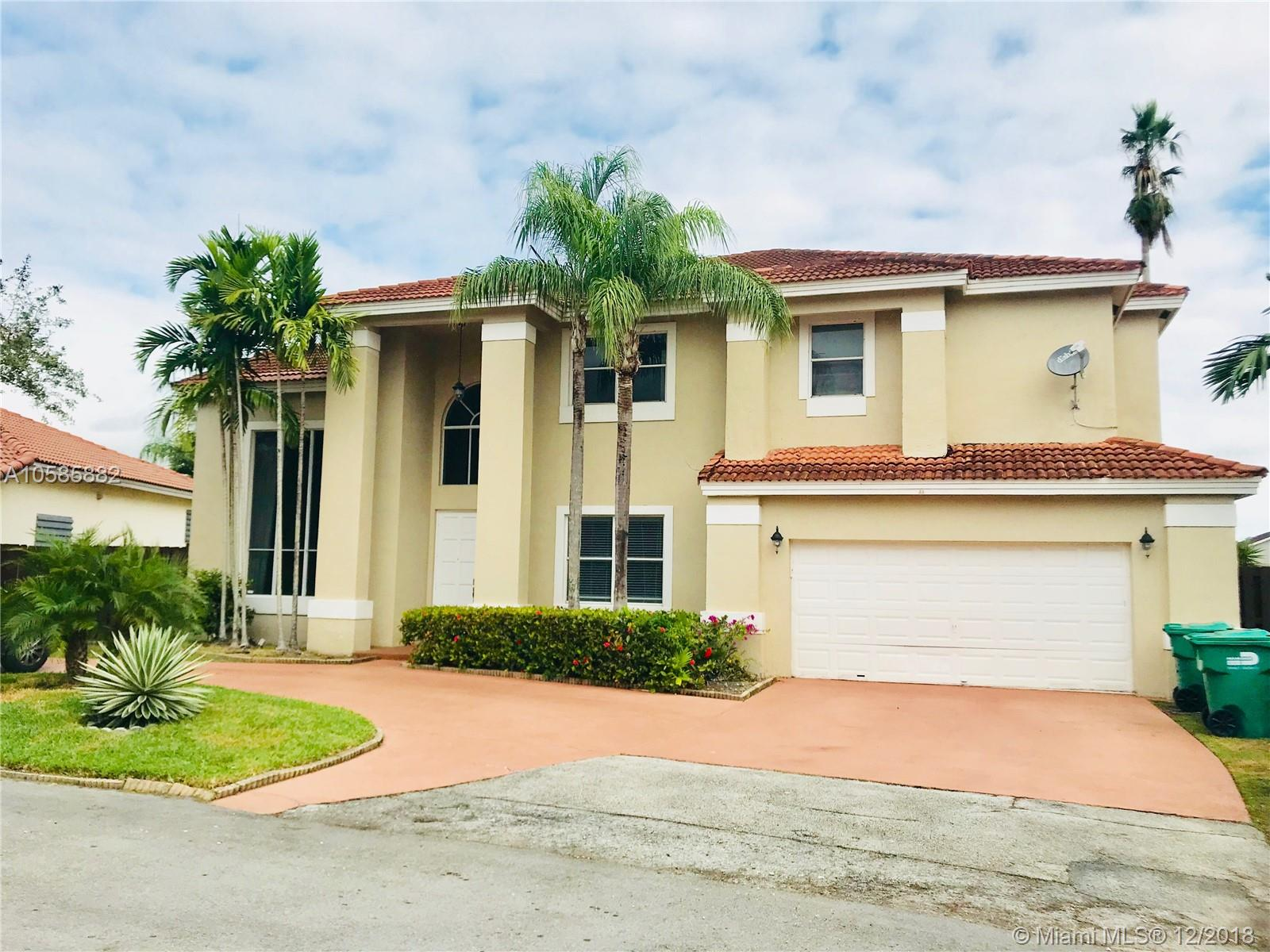 4581 SW 149th Ct  For Sale A10585882, FL