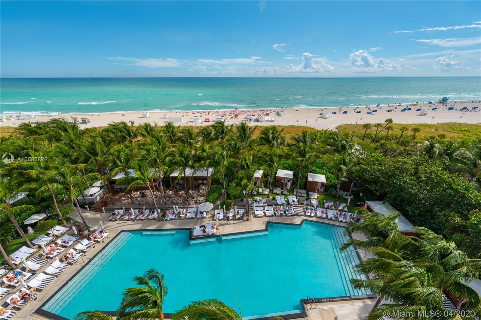 2201  Collins Ave #728/730 For Sale A10583872, FL