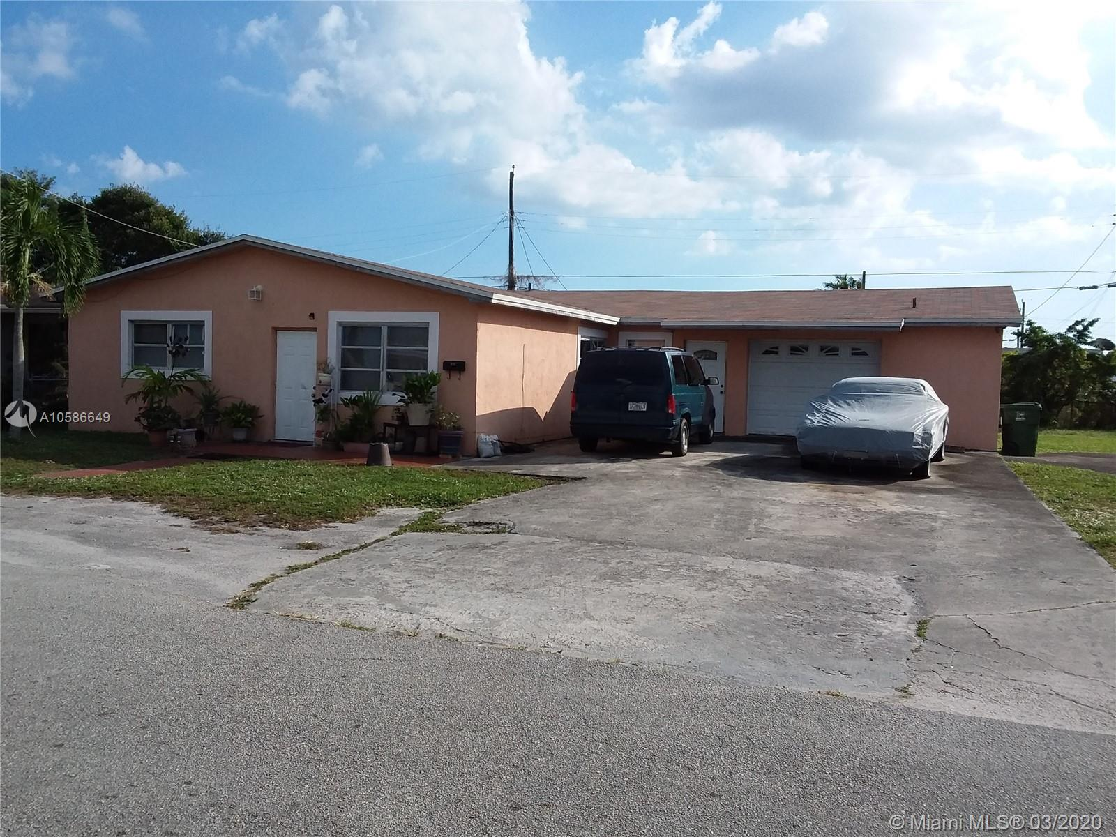 721 NW 4th  For Sale A10586649, FL