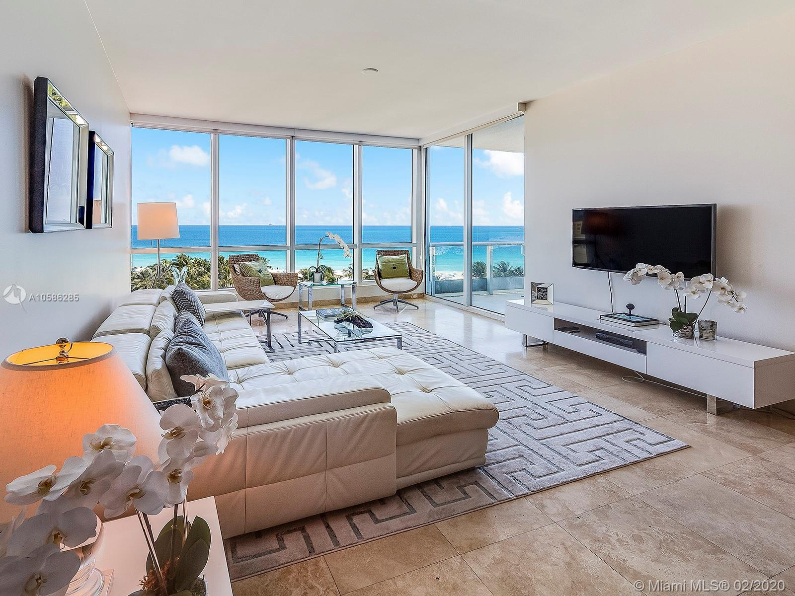 100 S Pointe Dr #907 For Sale A10586285, FL