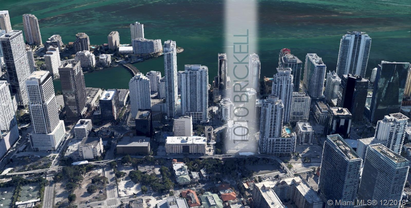 1010  Brickell Ave #3106 For Sale A10587704, FL