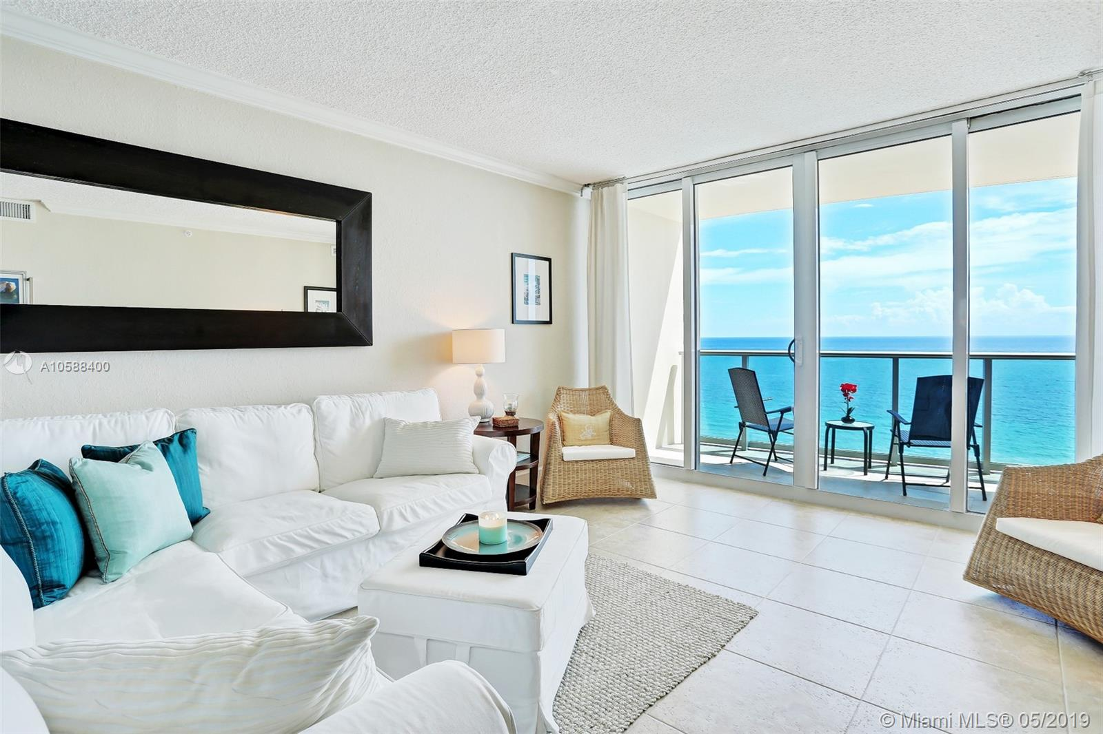 2501 S Ocean Dr #1523 For Sale A10588400, FL