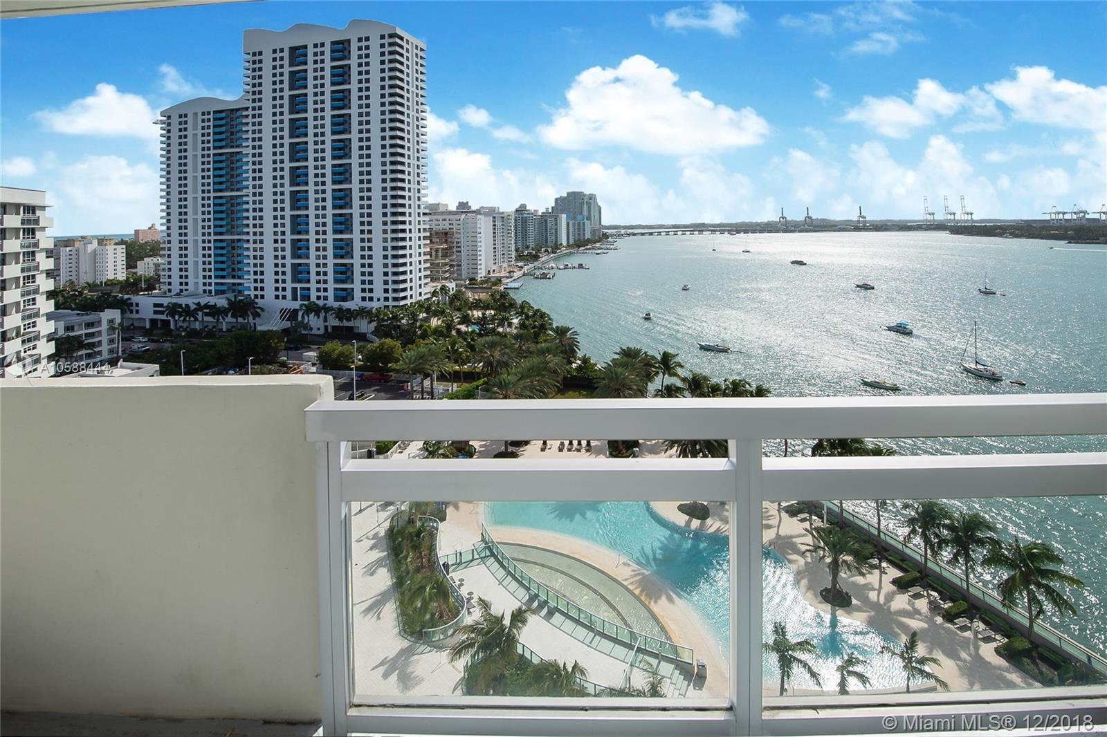 1500  Bay Rd #1432S For Sale A10588444, FL