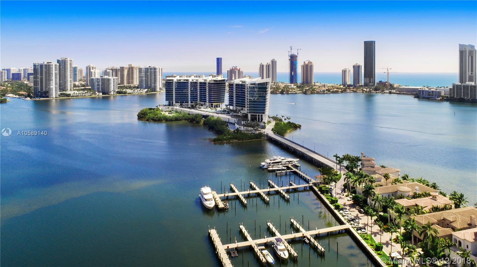 5500 Island Estates Drive #705, Aventura FL 33160
