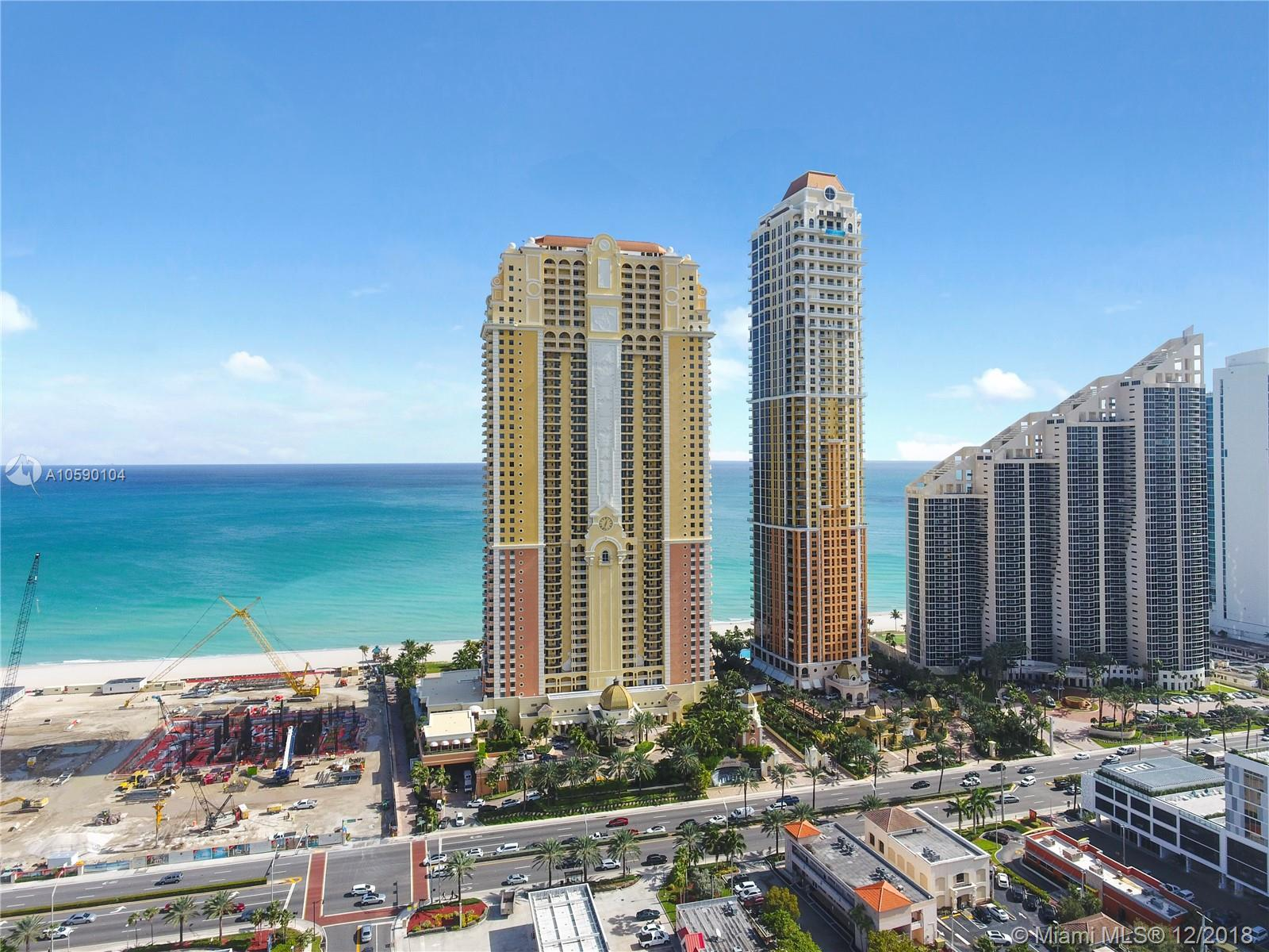 17875  Collins Ave #1202 For Sale A10590104, FL