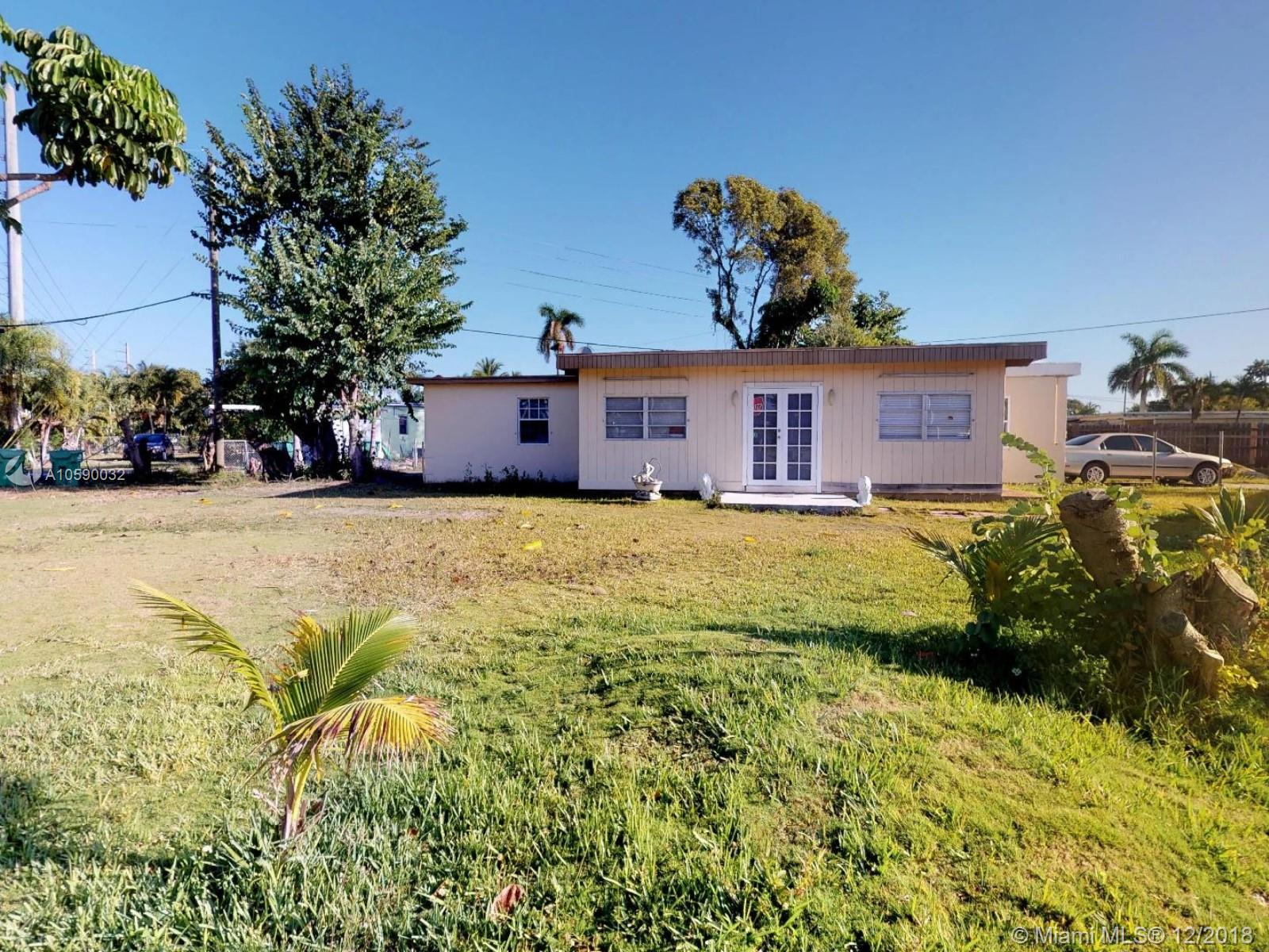 29045 SW 157th Ave  For Sale A10590032, FL