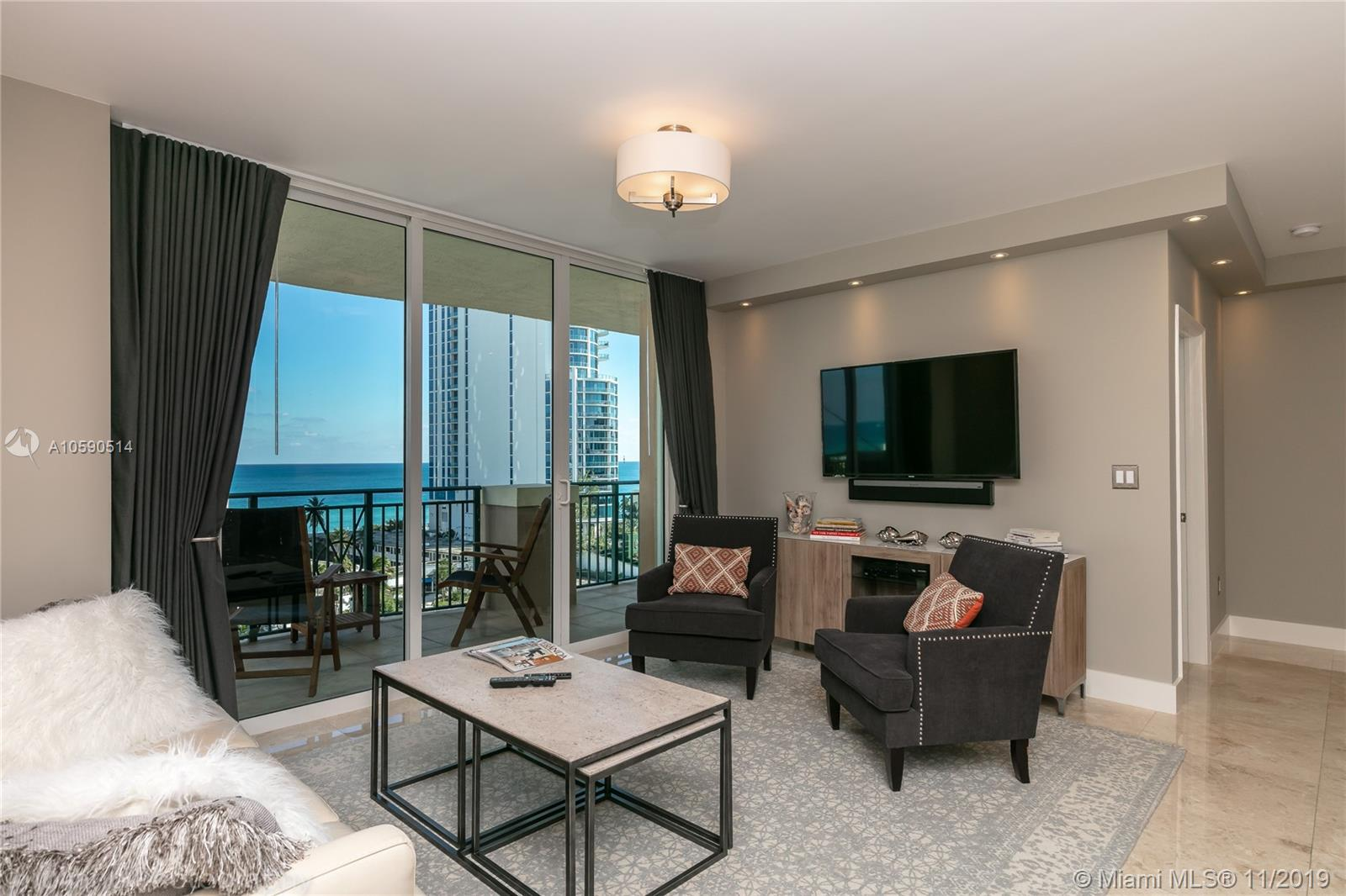 17555  Atlantic Blvd #1005 For Sale A10590514, FL
