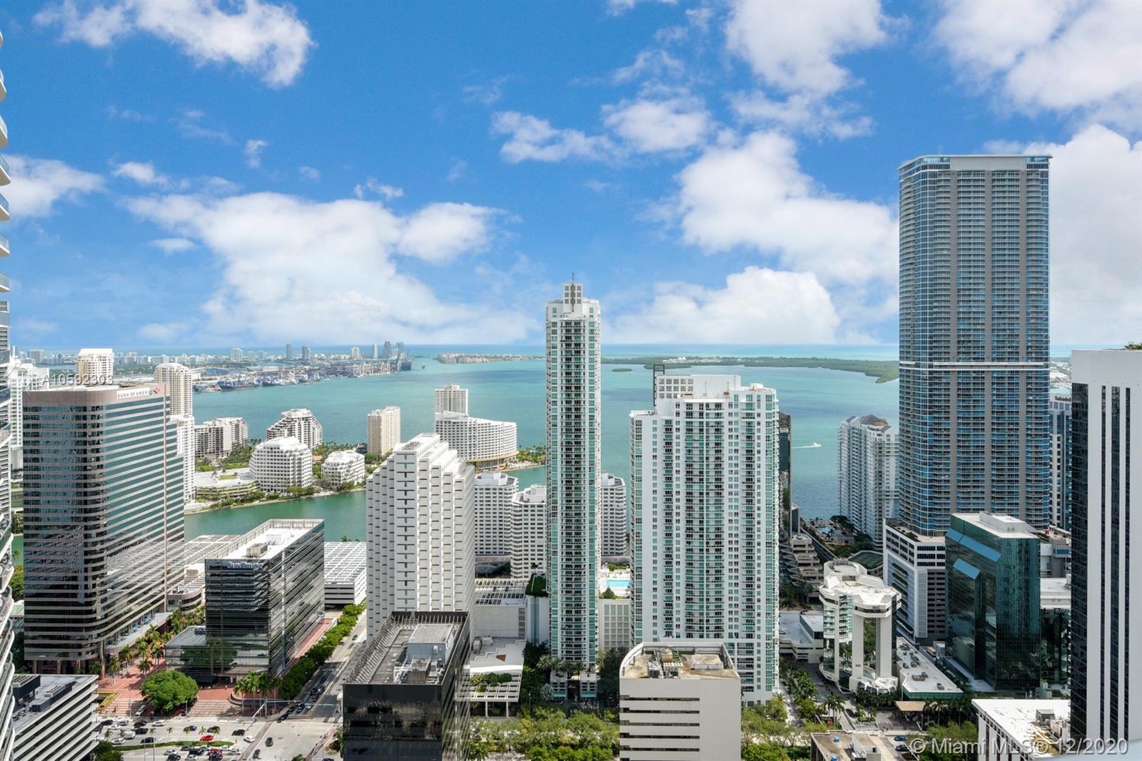 45 SW 9th St 4901, Miami, FL 33130