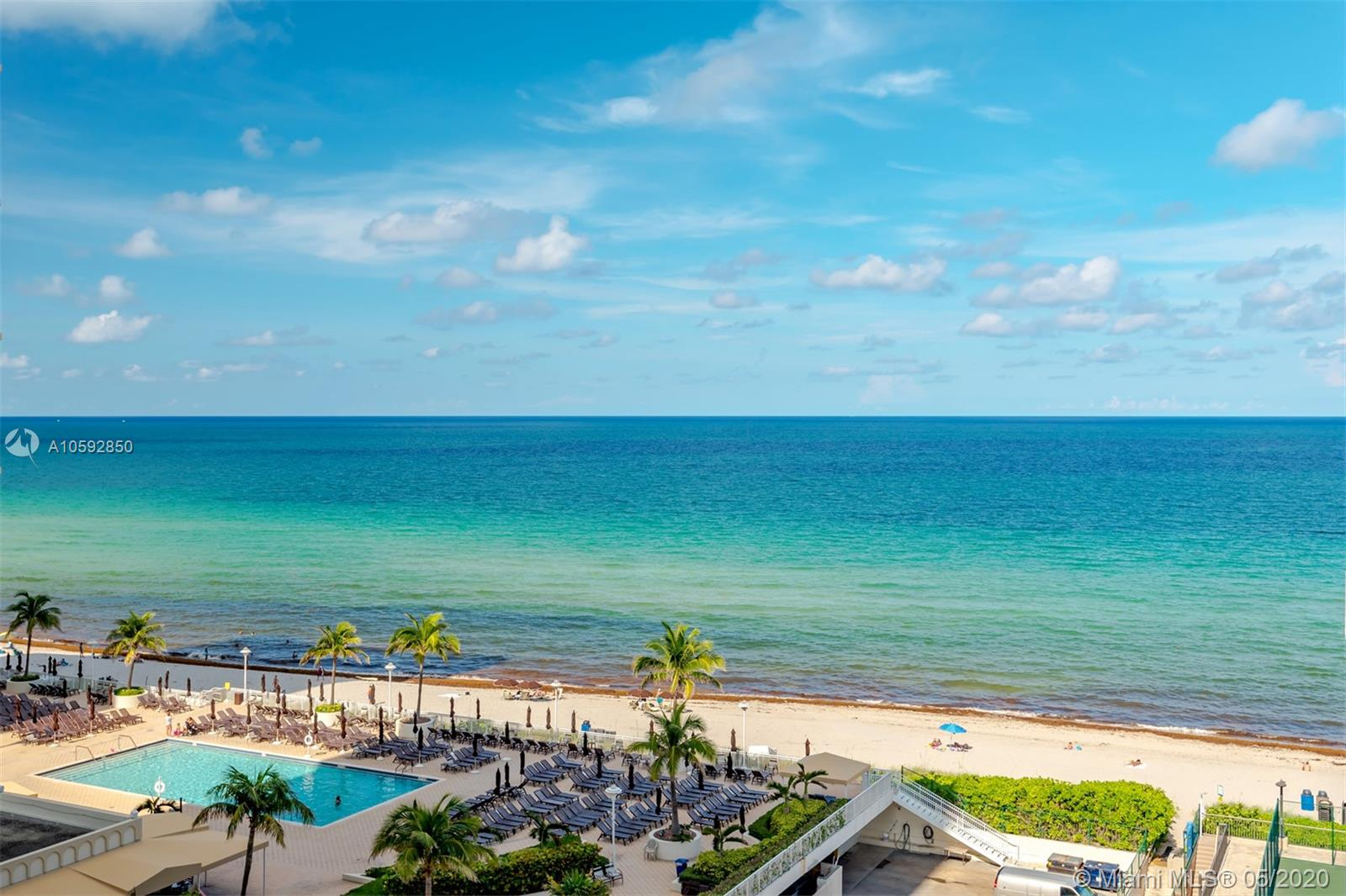 1912 S Ocean Dr #10C For Sale A10592850, FL