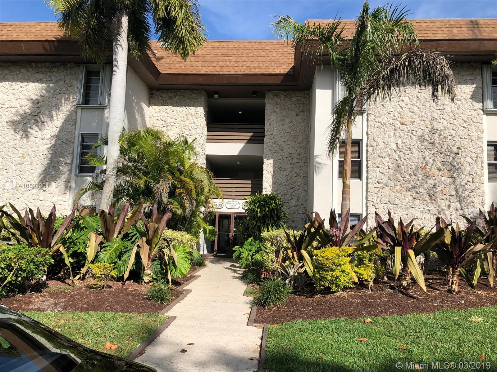 7487 SW 82nd St #C202 For Sale A10593301, FL