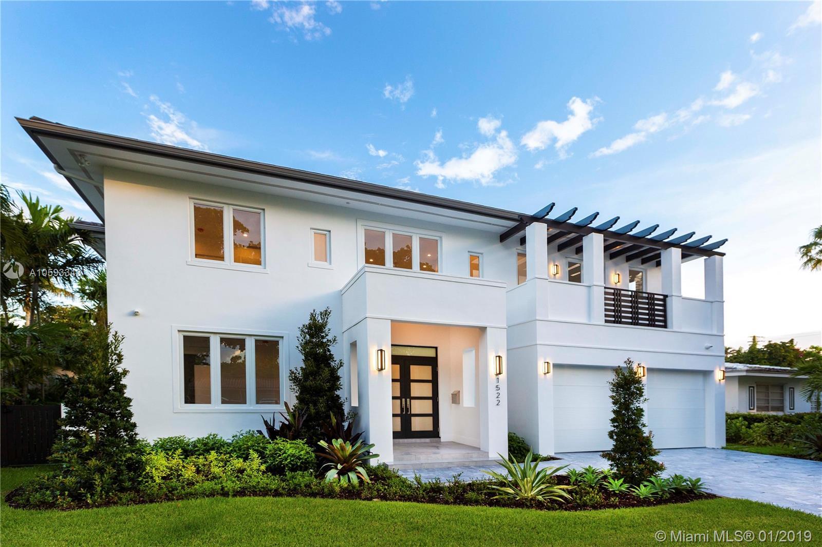 1522 Urbino Ave, Coral Gables, FL 33146
